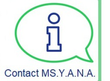Contact MSYANA  Contact MS. Y.A.N.A.