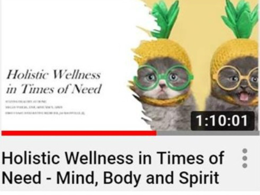 Holistic Wellness in Times of Need