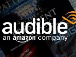 Audiobooks work as workout companions.  Audible has exclusive guided wellness programs.