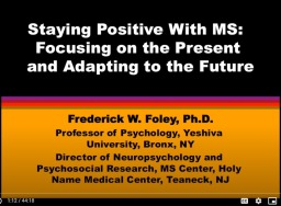 Presentation provided by MSFocus.org